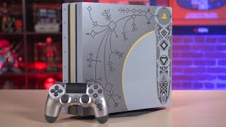 Here's a Look at the God of War PS4 Pro