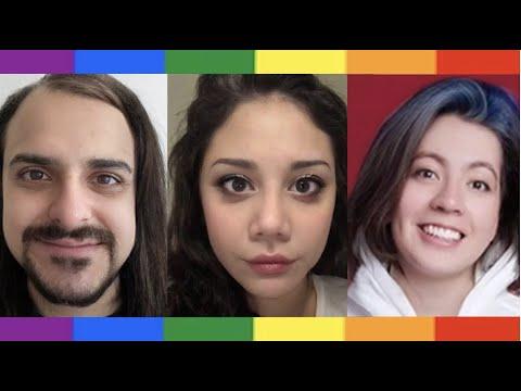 Youtubers Famosos cambian de sexo. ♛