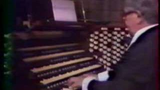 Pierre Cochereau Improvises at Notre Dame de Paris