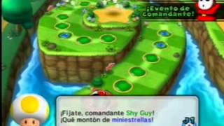 Mario Party 9 en español gameplay xD