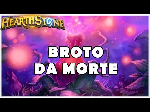 HEARTHSTONE - BROTO DA MORTE! (STANDARD MECHA'THUN WARLOCK)