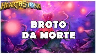 HEARTHSTONE - BROTO DA MORTE! (STANDARD MECHA