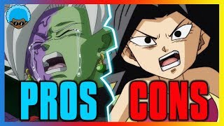 The PROS & CONS Of Dragon Ball Super ENDING IN MARCH!