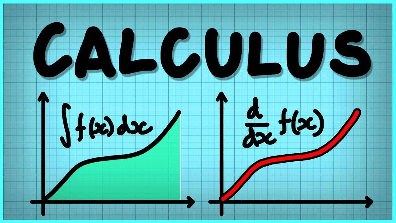 Calculus, what is it good for? by Domain of Science