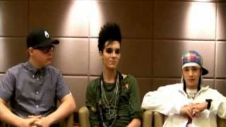 Universal Music Malaysia - Tokio Hotel Answer Your Questions! [HQ] Part 2