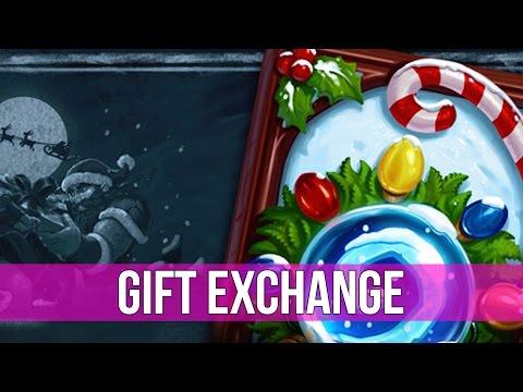 Hearthstone: Tavern Brawl - Gift Exchange!