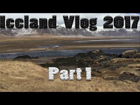 ICELAND VLOG 2017 | WE HAVE ARRIVED!