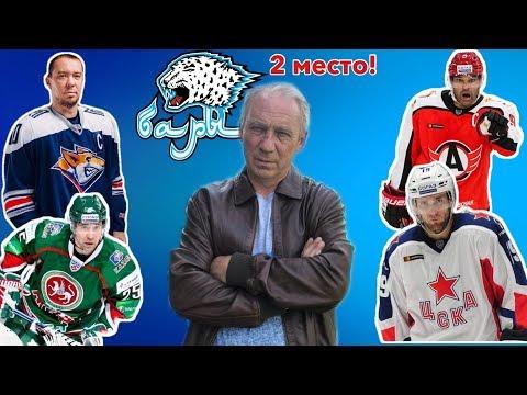 Трансферы КХЛ! ХК Барыс - 2 место в голосовании!