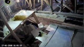 Шатырын күрделі жөндеу, Северодвинск қаласы, Нахимов к-сі, 1А