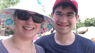 Disney Vacation Vlog: Day 3 Epcot Part 2 Thumbnail