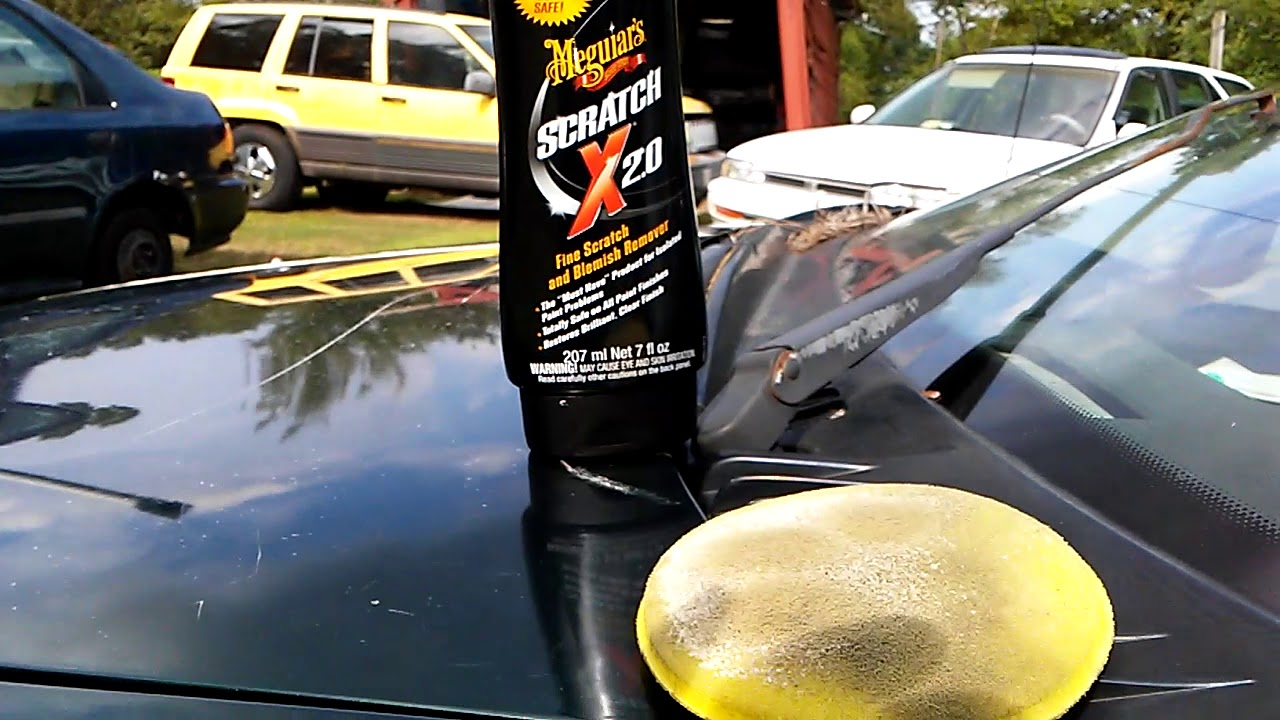 Image result for Meguiar's Scratch X 2.0