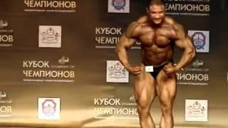 Кубок Чемпионов. Виталий Фатеев
