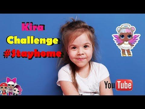 Карантин челлендж/Quarantine challenge От Киры