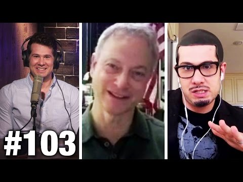 103 HOLLYWOOD HATES AMERICA! Gary Sinise and Shaun King  Louder With Crowder