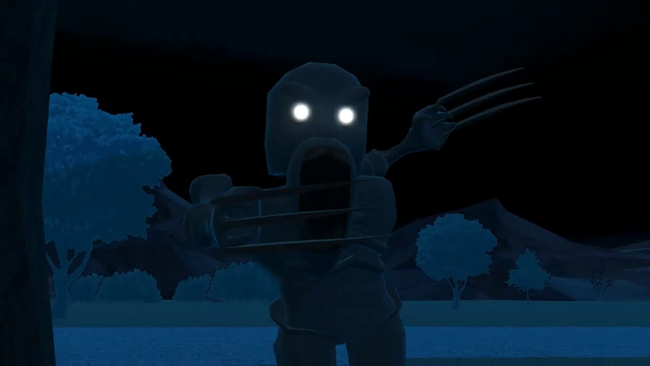 ROBLOX The Night Of THE RAKE Animation - YouTube
