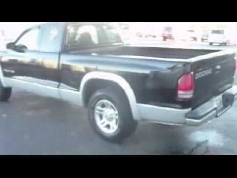 2002 Dodge Dakota SLT Zimmer Motor Inc - YouTube