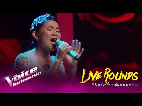 Stone Cold (Demi Lovato) - Tesa | LIVE Rounds | The Voice Indonesia GTV 2019