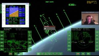 Orbiter 2010 - Learn With Me #4 (Part 2) - Deorbit, Reentry, and Landing Space Shuttle Atlantis