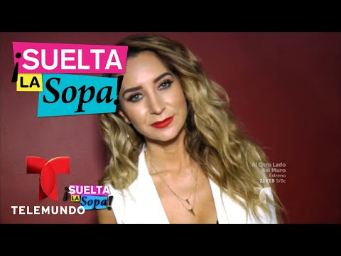 Geraldine Bazán habla del amor   Suelta La Sopa   Entretenimiento