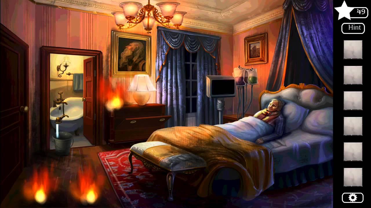 Adventure Escape Murder Manor Level 8 Walkthrough
