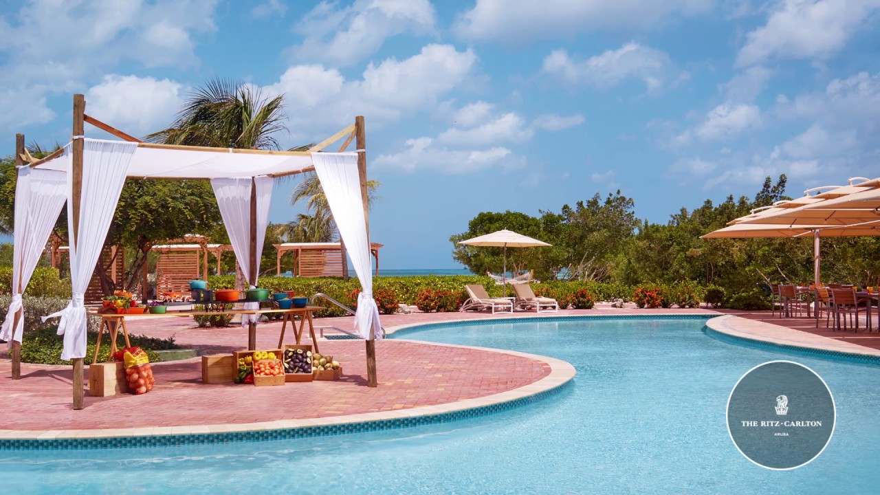 Aruba luxury hotels resorts the ritz carlton aruba