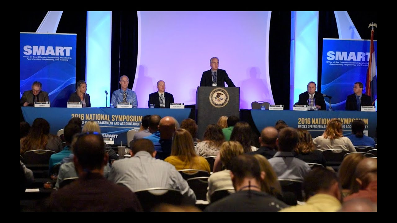 National symposium on sex offender management
