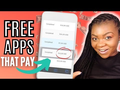 2 Free Money Making Apps That Pay You Money (Make Money Online)