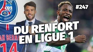 Replay #247 :  Fermeture du mercato en Ligue 1 - #CD5