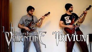 Trivium VS Bullet For My Valentine | Guitar Riff battle