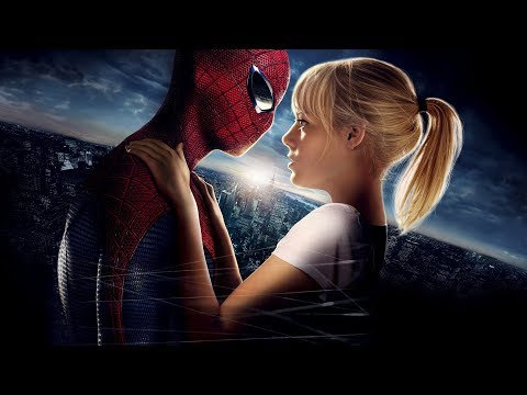"The Amazing Spider-Man ""MENU BLU RAY"""