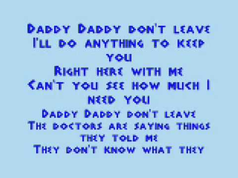 Frankie J - Daddy's Little Girl Lyrics