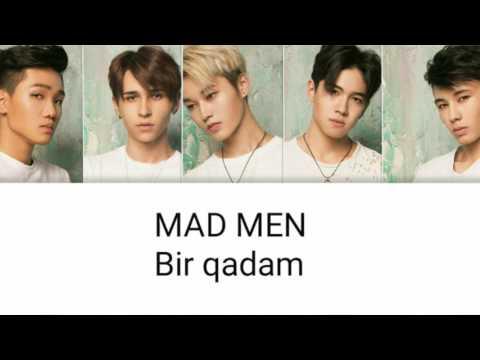 MAD MEN   Bir qadamБір қадам  текст песни lyrics