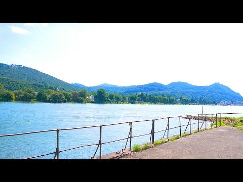 Videoproduktion über Bonn: Best Places in Bonn - Rhein