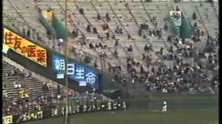 【破られない史上に残る記録】 84年 PL学園 1試合6ホーマー 【伝説】 thumbnail