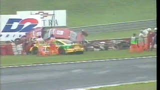 ITCC Interlagos 1996 Start Big crash Tarquini Alzen