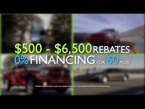 River Front Chrysler Dodge Jeep - $500 - $6500 Rebates