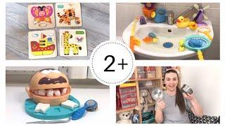 ДЕТСКИЕ ИГРУШКИ 2-3 ГОДА   Развивающие игрушки для детей   ЧТО ПОДАРИТЬ ребенку