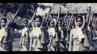 Gambar cover 10 Lagu Perjuangan Nasional Indonesia Nonstop