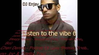 listen to the vibe 6 by dj enjay-musique soul rnb