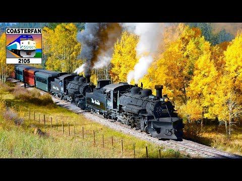 Fall Steam Trains: Cumbres & Toltec Scenic