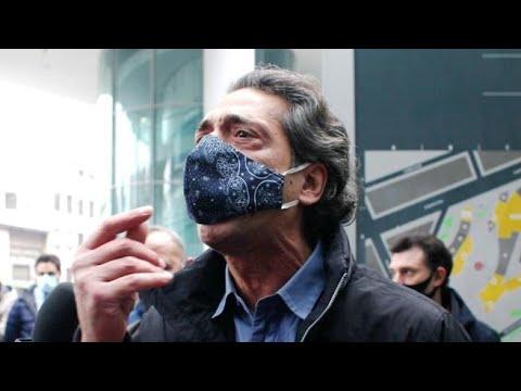 Corriere della Sera: Coprifuoco in Lombardia, la rabbia dei ristoratori: il video della protesta