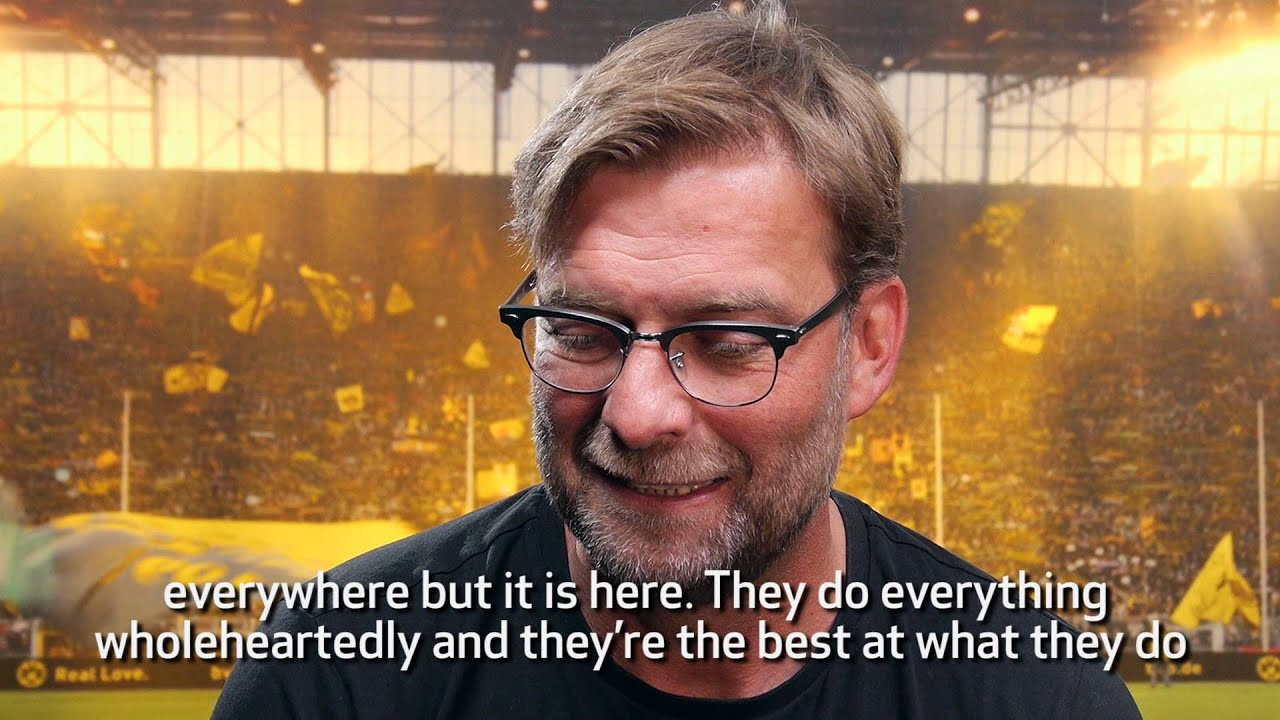 A farewell message to the fans from Jürgen Klopp (English subtitles)