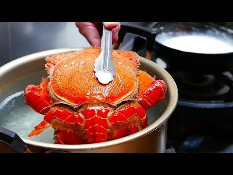 ALIEN CRAB Japanese Street Food