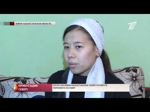 Почти 500 южно-казахстанских семей готовятся переезжать на север