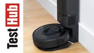 iRobot Roomba i7+ robot odkurzacz sam opróżni pojemnik ze śmieciami - TEST