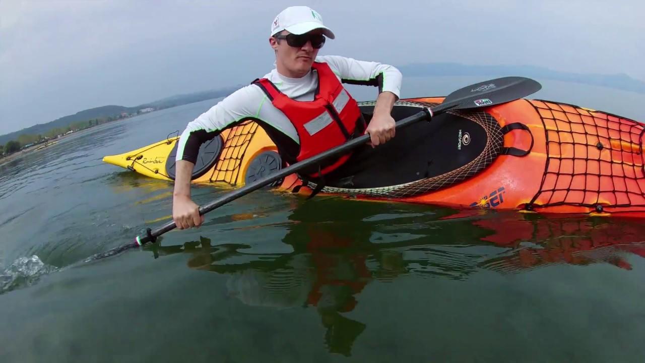best service ca812 5083e Girare kayak da mare