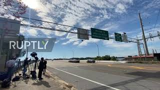 USA: 4 dead after shooting at US Navy base in Florida