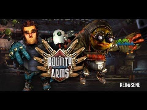 Bounty Arms review, gameplay pe tableta Allview Viva Q8 - Mobilissimo.ro