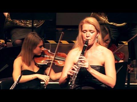 Mozart Klarinettenkonzert KV 622 (complete) Sabine Grofmeier