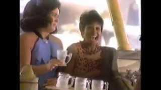 1994 McDonald's Flintstones Mugs commercial